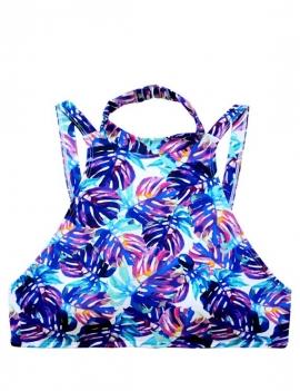 Foto producto bikini peto cuello alto