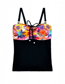 Tankini reductor estampado...