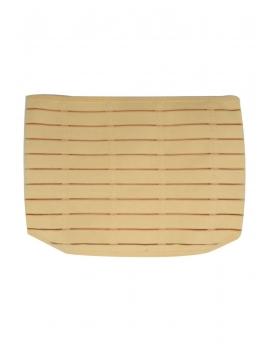 foto faja cinturilla beige