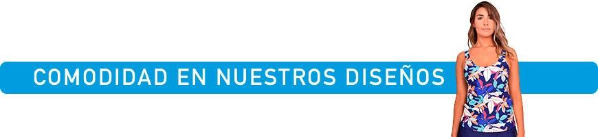 Tankinis para todo tipo de cuerpos |Todo el año|Venta online |Chile