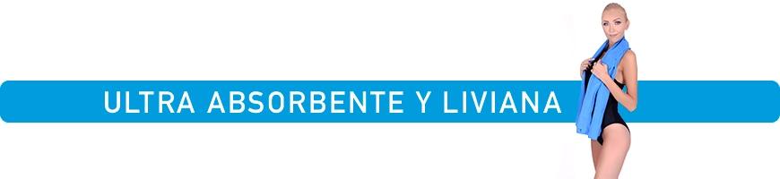 Toallas de microfibra gran calidad y precio |Venta online | Chile